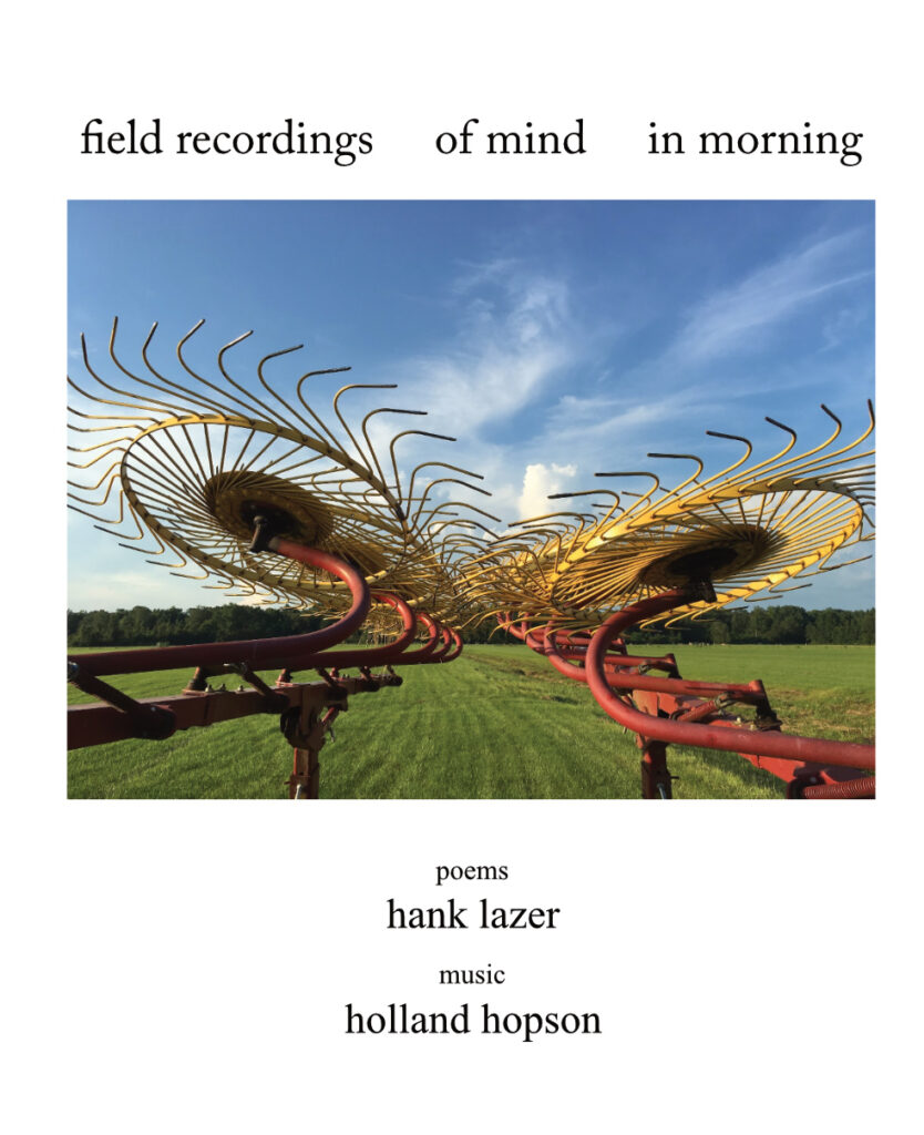 field recordings of mind in morning